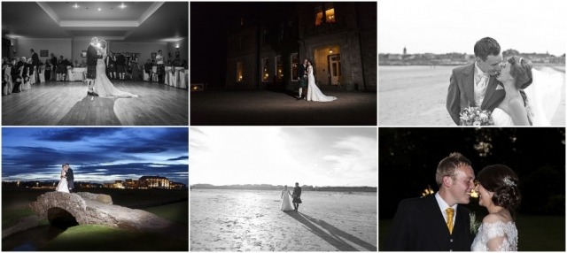 Reids Photography - St Andrews Wedding Photographer