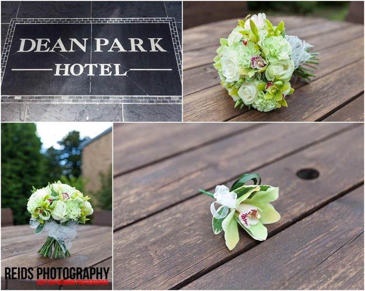 Kirkcaldy Wedding Photographer - Dean Park Hotel