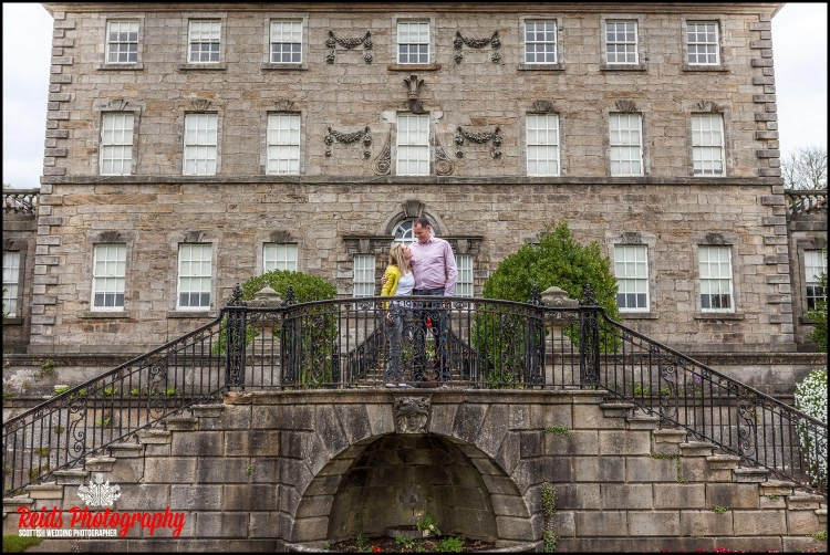 Glasgow Engagement Shoot