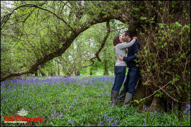 Engagement Photography - Scottish Wedding Photographer