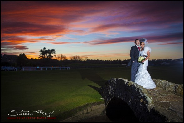 Old Course Hotel Wedding Photography